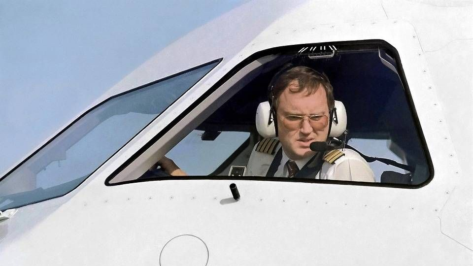 Пилот самлёта eugeniu (cc0)