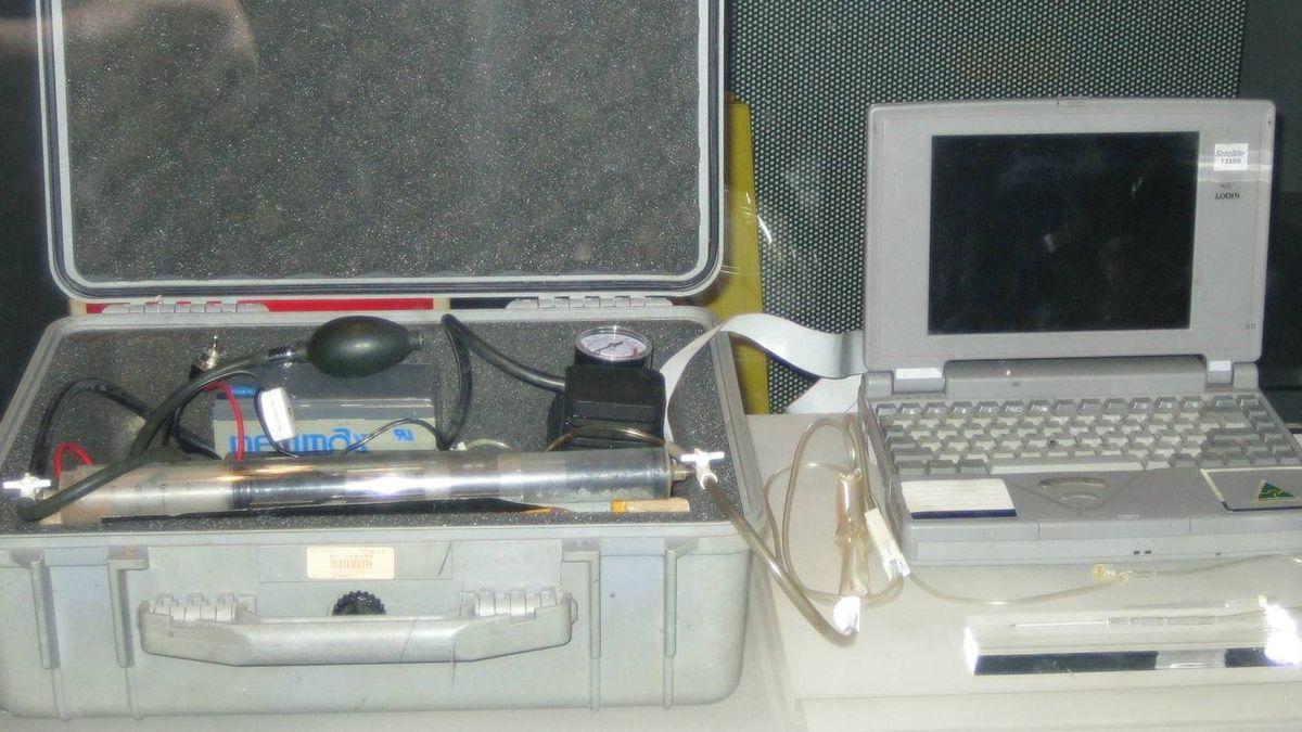 Аппарат для эфтаназии Gabriel Rodríguez