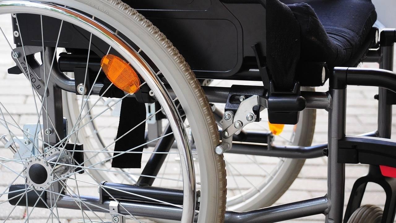 Инвалидное кресло pixabay.com