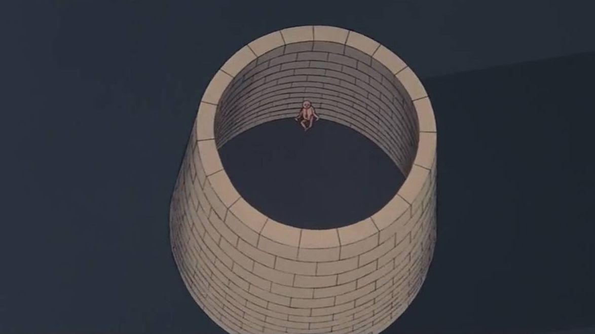 В изоляции Цитата из х∕ф «Стена». Реж. Алан Паркер, Дональд Скарф. 1982. Великобритания