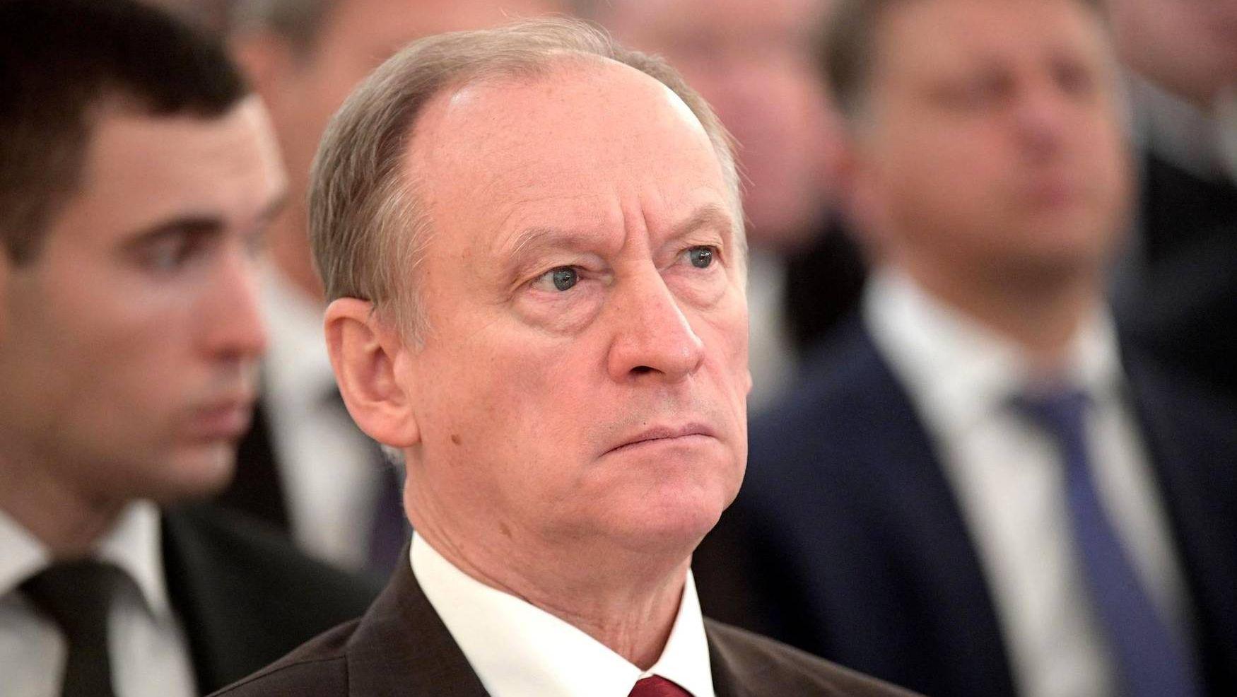 Николай Патрушев (СС) kremlin.ru