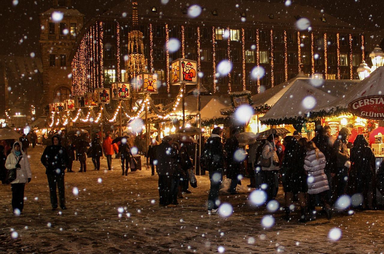 Германия. Рожденственская ярмарка. [pixabay.com/ru]