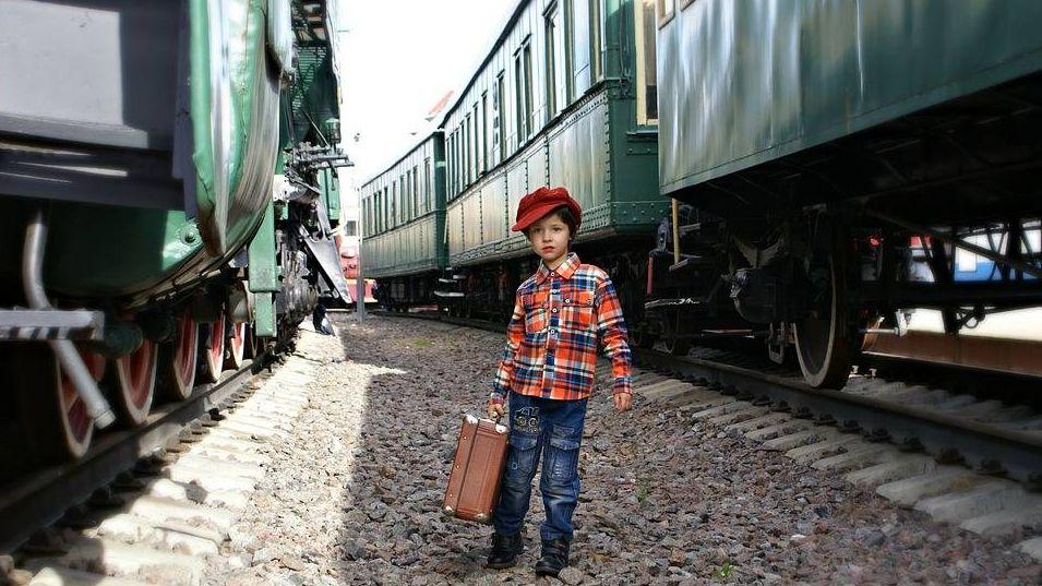Железнодорожный состав pixabay.com