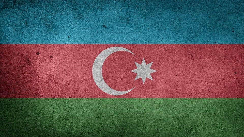 Флаг Азербайджана Etereuti, pixabay, cc0