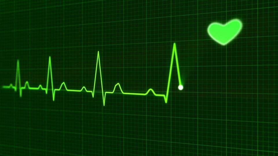 Сердечный ритм (cc)PublicDomainPictures
