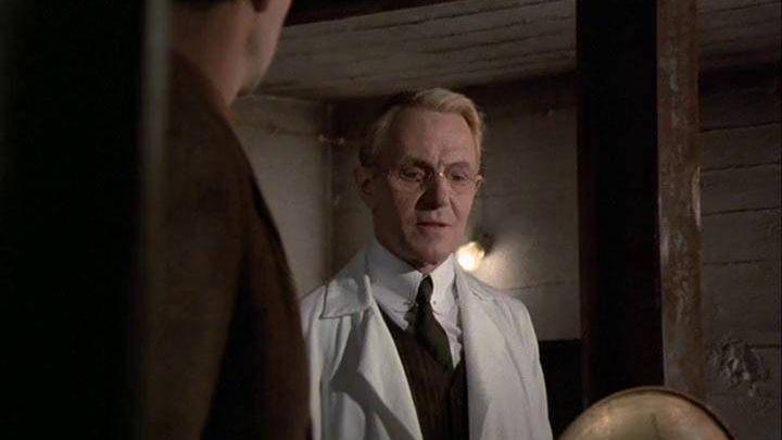 "Доктор. Цитата из х/ф ""Змеиное яйцо"". Реж. Ингмар Бергман.1977 г. США – ФРГ."