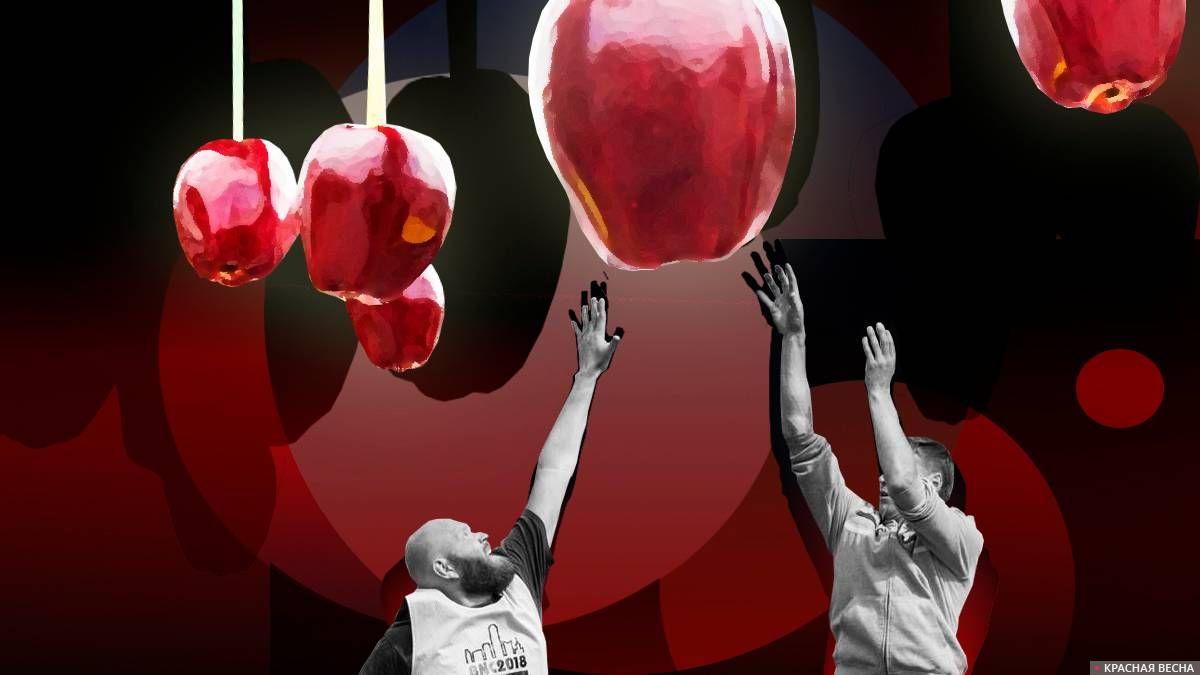 Потребление Сергей Кайсин © ИА Красная Весна