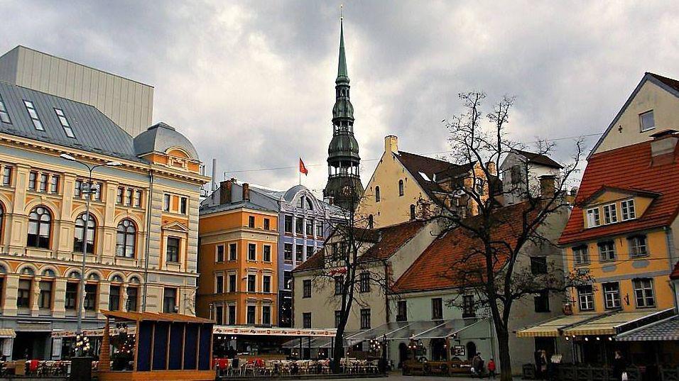 Рига, Латвия agdar, pixabay, cc0
