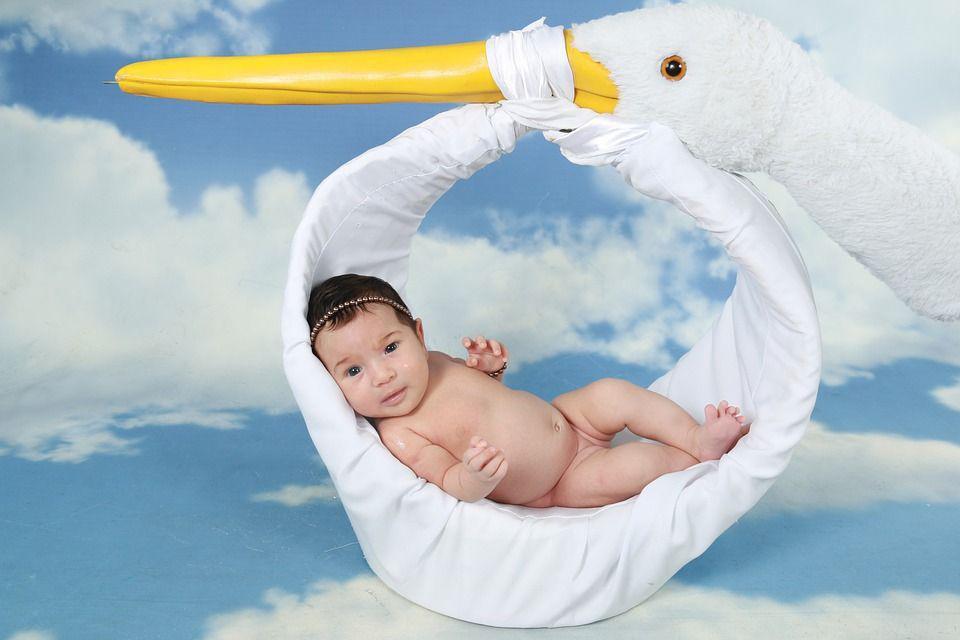 Ребенок, автор Lingrun, лицензия CCo 1.0