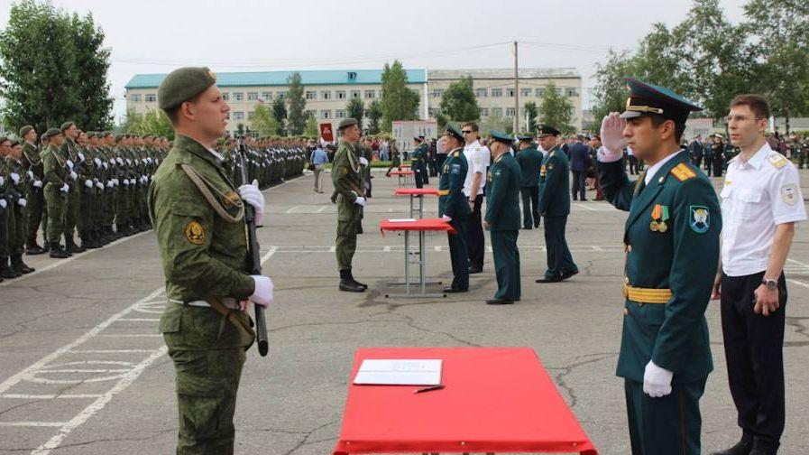 Сборы студентов в воинских частях Восточного военного округа mil.ru
