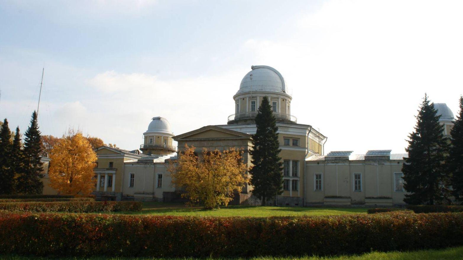 Пулковская обсерватория (сс) Ludushka