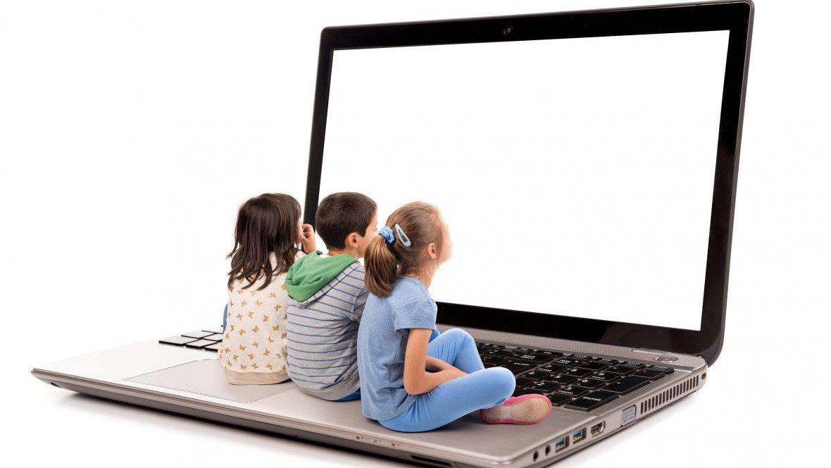 Дети в интернете picsa.tm