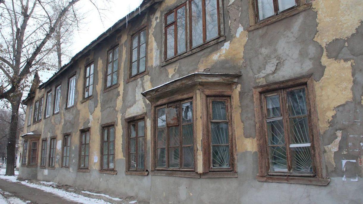 Ветхое жилье Павел Редин © ИА Красная весна