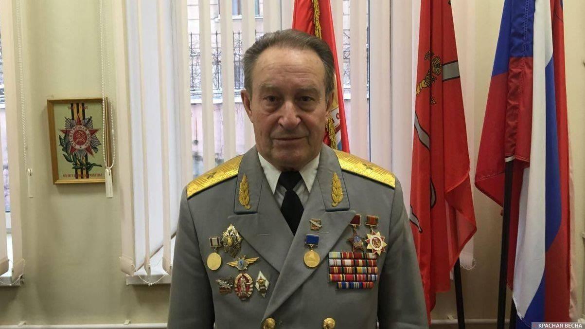 Волобуев Василий Тихонович  (cc) ИА Красная Весна