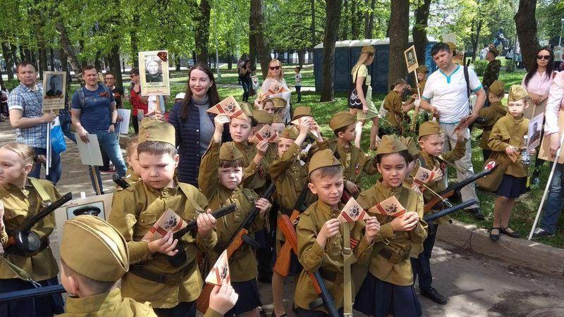 Дети прочтут письма с фронта. Чебоксары