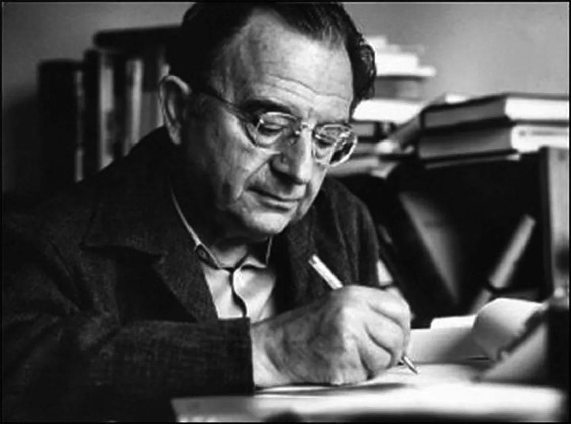 Эрих Фромм. Психолог, социолог, философ и антифашист.
