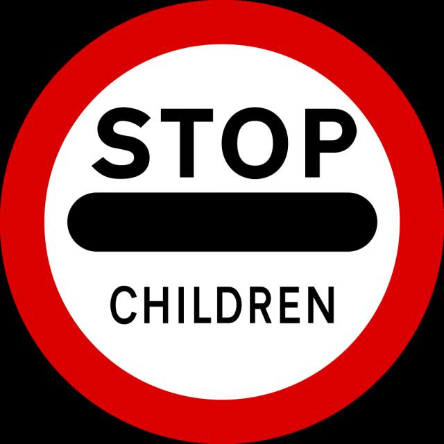 Детям места нет