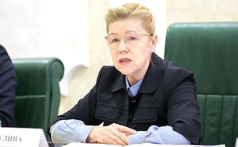 Елена Мизулина, [council.gov.ru]